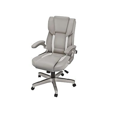 Z-Line (ZL2860ECU) Executive Chair, Grey