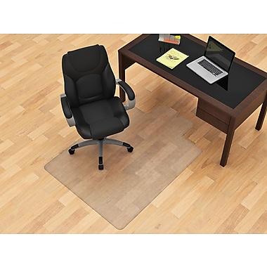 Z-Line – Sous-chaise pour plancher dur, 45 po x 53 po (ZLCM-003)