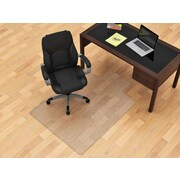 "Z-Line 45"" x 53"" Hard Floor Chair Mat (ZLCM-003)"