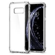 Spigen ? Étui Crystal Shell pour Galaxy S8, cristal clair (SGP565CS20828)