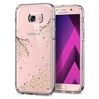 Spigen Crystal Shell Cell Phone Case for Galaxy A5 2017, Blossom (SGP573CS21492)