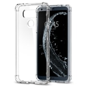 Spigen Crystal Shell Cell Phone Case for LG G6, Crystal Clear (SGPA21CS21241)