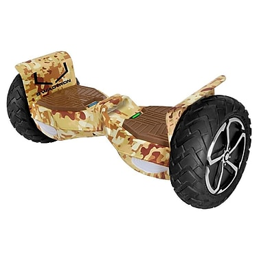 Swagtron T6 Off-Road Hoverboard with Bluetooth, Desert Camo (83688-7)
