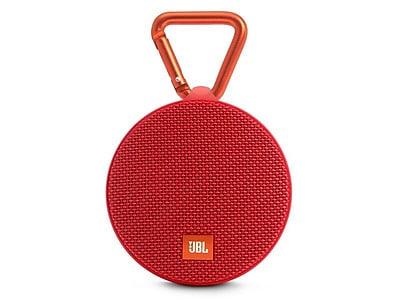 JBL Clip 2 Red Bluetooth Speaker