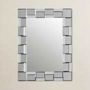 Varick Gallery Logan Modern Wall Mirror