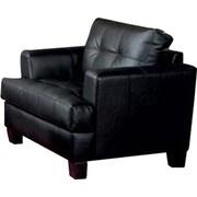 Varick Gallery Kedzie Club Chair; Black