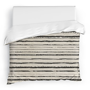 Union Rustic Quintana Duvet Cover; Twin