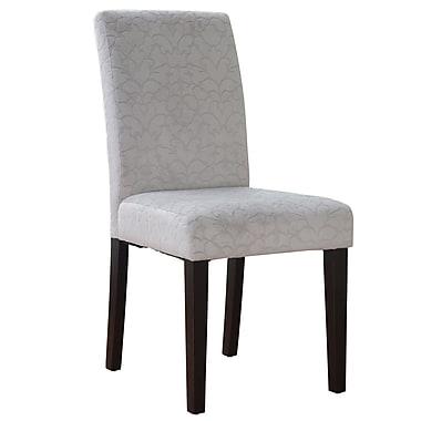 Varick Gallery Markland Parsons Chair; Blue