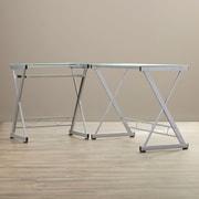 Varick Gallery L-Shape Writing Desk