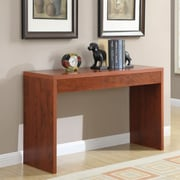 Varick Gallery Fells Console Table; Cherry