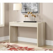 Varick Gallery Fells Console Table; Weathered White