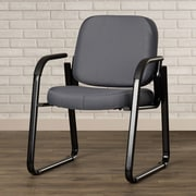Varick Gallery Jude Guest Arm Chair; Gray