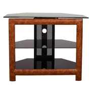 Varick Gallery Aracely 32'' TV Stand; Wood Tone
