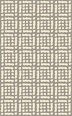 Varick Gallery West Hill Hand-Hooked Beige Indoor/Outdoor Area Rug; 2' x 3'