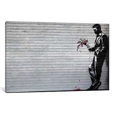 Varick Gallery Bemott Graphic Art on Wrapped Canvas; 8'' H x 12'' W x 0.75'' D