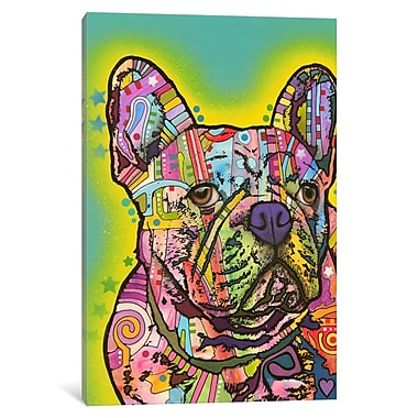 Varick Gallery Pomonok by Dean Russo Graphic Art on Wrapped Canvas; 18'' H x 12'' W x 1.5'' D