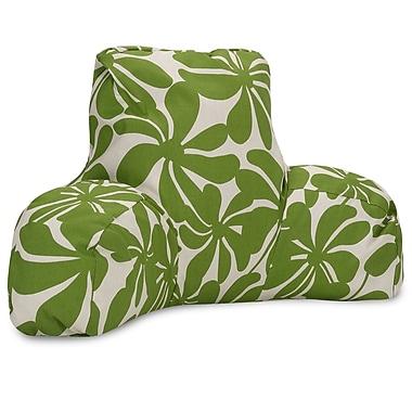Varick Gallery Monterey Indoor/Outdoor Bed Rest Pillow; Sage