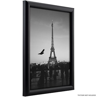 Varick Gallery Wide Smooth Picture Frame; 14'' x 18''
