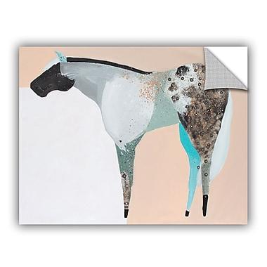 Varick Gallery Horse No. 65 Painting Print; 18'' H x 24'' W x 0.1'' D