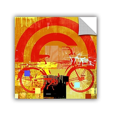 Varick Gallery Bicycle Graphic Art; 36'' H x 36'' W x 0.1'' D