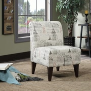 Varick Gallery Proctor Slipper Chair