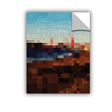 Varick Gallery Baker Beach Painting Print; 32'' H x 24'' W x 0.1'' D