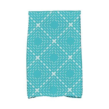 Varick Gallery Kitchen Towel; Aqua