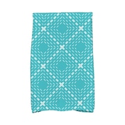 Varick Gallery Kitchen Towel; Aqua