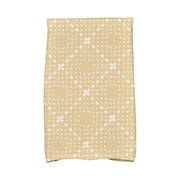 Varick Gallery Kitchen Towel; Yellow