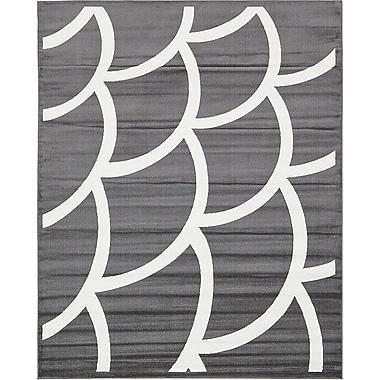 Varick Gallery Sidney Gray Area Rug; Runner 2' x 13'
