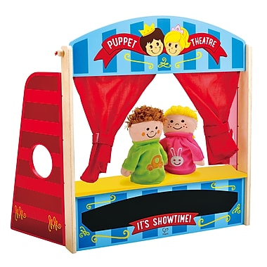Hape Puppet Playhouse (E1044)