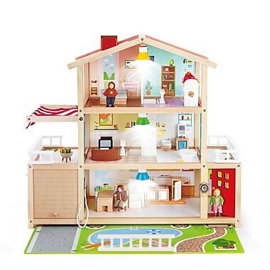 Hape – Villa moderne de poupées (E3405)