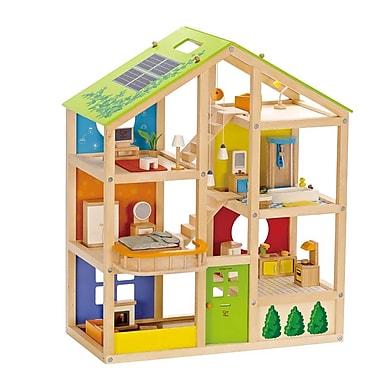 Hape – Maison toute saison (meublée) (E3401)