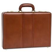"""McKleinUSA Leather 3.5"""" Attache Breifcase (80434)"""
