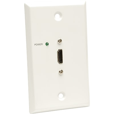 Tripp Lite® HDMI Over Cat5 Extender Wall Plate (TRPB1261P0WP1 )