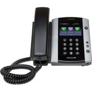 Polycom VVX 501 IP Phone, Cable, Wall Mountable (2200-48500-025)