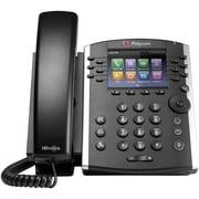 Polycom VVX 411 IP Phone, Cable, Wall Mountable (2200-48450-025)
