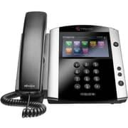 Polycom VVX 601 IP Phone, Cable, Desktop (2200 48600 019) by