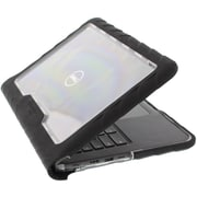 Gumdrop DropTech Dell 3380 Case for 13-inch Chromebook and Latitude Models (DT-DL3380-BLK)