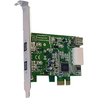 Unibrain FireBoard800-e V.2 3 Port FireWire Adapter (1232)