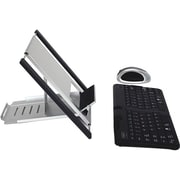 GoldTouch GTP-0044W Bluetooth Keyboard, Mouse Right Hand & Stand, Bundle (GTMB-0099W)