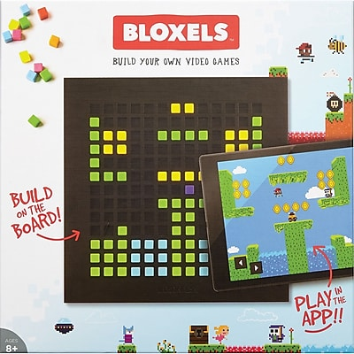 Mattel Bloxels Build Your Own Video Game (FFB15)