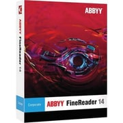 ABBYY® FineReader v.14.0 Corporate Upgrade Software, 1 User, Windows, DVD-ROM (FRCUW14B)