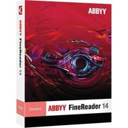 ABBYY® FineReader v.14.0 Standard Upgrade Software, 1 User, Windows, DVD-ROM (FRSUW14B)