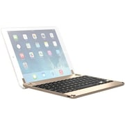 "Brydge BRY1013 Aluminum Keyboard with Case for 9.7"" iPad Air, Gold"