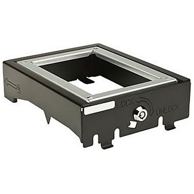 Cisco™ CP-WMK-C-6900= Locking Wall Mount Kit for 6900 Series Multiplexer, Charcoal