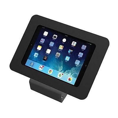 """""Compulocks 101B260ROKB Aluminum Rokku Enclosure & Kiosk Mount for 9.7"""""""" iPad Air 2/Galaxy Tab A/S2, Black"""""" IM17K9117"