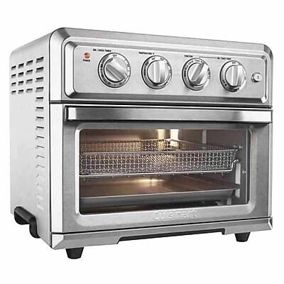 Cuisinart® 0.6 Cu Ft Air Fryer Toaster Oven (TOA-60)