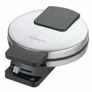 Cuisinart® Round Classic Waffle Maker, Black/Silver (WMR-CAFR)