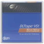 Dell™ DLTtape VS1 160GB/80GB Data Cartridge (P5639)